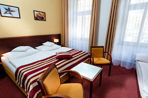 Hotel Petr Prague - Triple Room