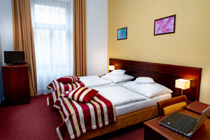 Hotel Petr Prague - Twin Room