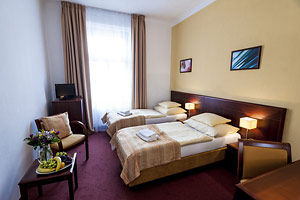 Hotel Petr - Double room with twin beds