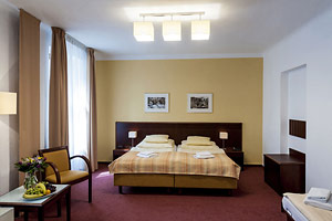 Hotel Petr Prague - Family room with one extra bed